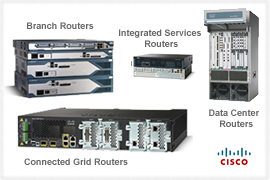 Click here for more Cisco routing products