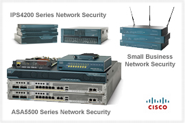Click here for more Cisco security products