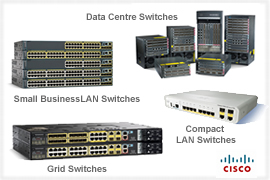 Click here for more Cisco switching products