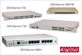 Click here for more DECServer products