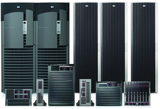 HP Integrity Servers - New, Re...